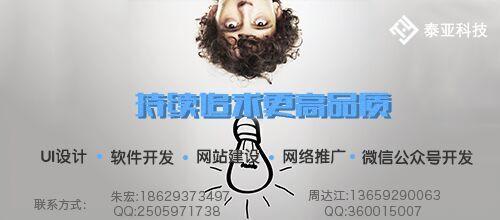 陕西西安泰亚网络科技有限公司