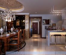 餐厅客厅装修案例