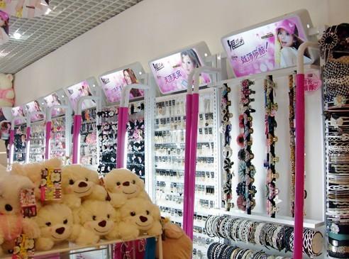 饰品店怎么装修?饰品店货架店面装修风格