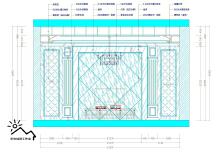 CAD施工图绘制