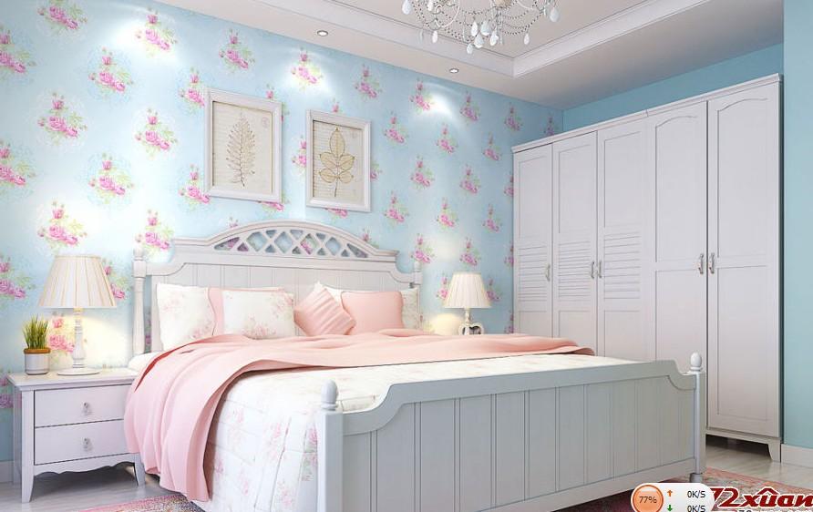 长帆领馆 古典风格 两室两厅一卫