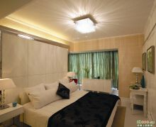 华夏城 典雅风格 两室两厅两卫