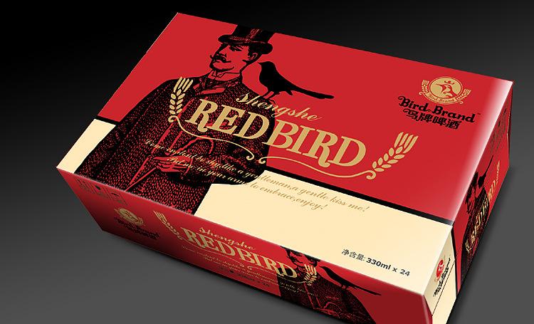 鳥牌啤酒品牌設計