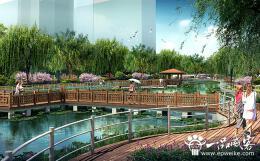 北京室外景观设计中水景和小品的作用 北京室外景观设计如何设计水景和小品