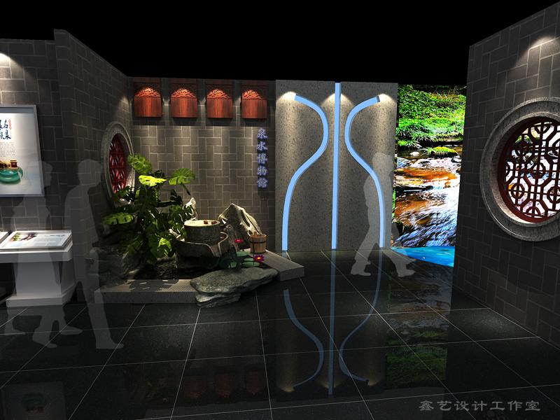 趵突泉泉水博物馆