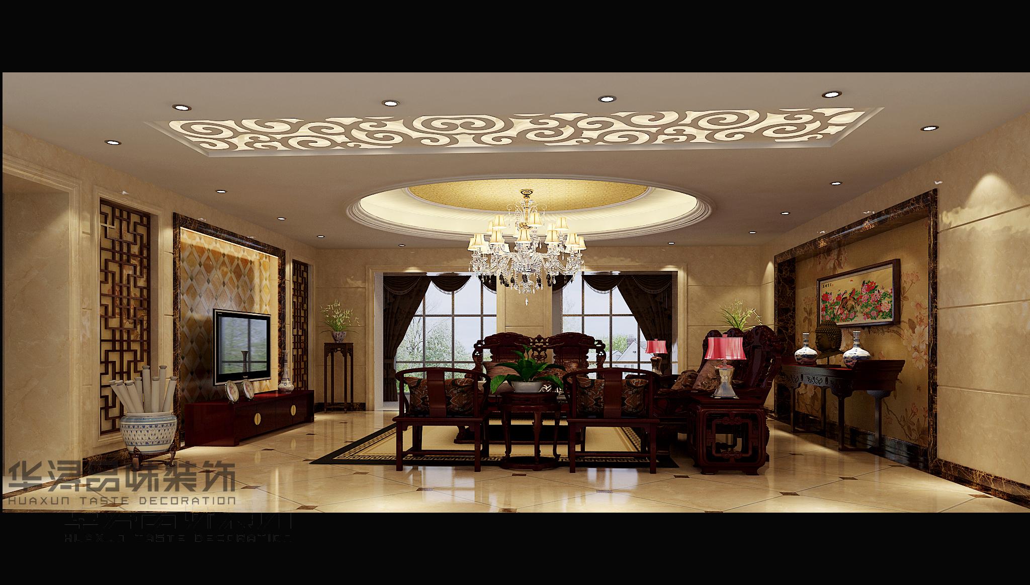 中式家居裝飾