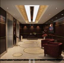 工装室内装修设计-电梯间/卫生间/酒店