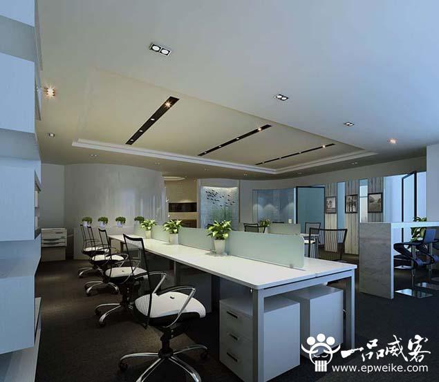 现代简约办公室装修讲究简约而不简单