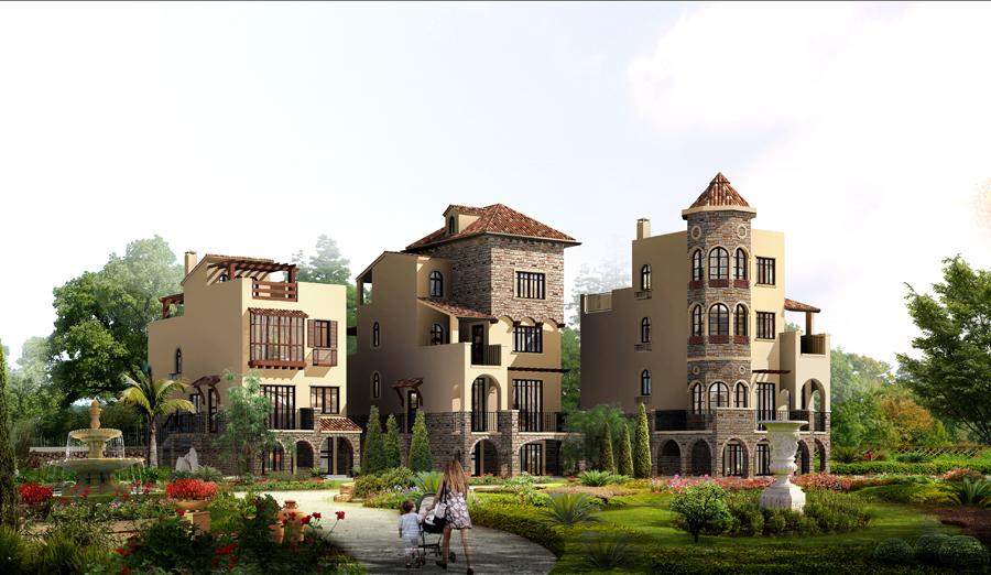 农村自建别墅设计