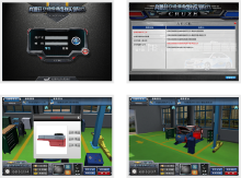 科鲁兹空调维修虚拟实训软件