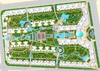 住宅小区规划说明案例