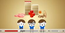 丰田弹性福利宣传动画