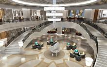 威客服务:[62506] 酒店装修设计 酒店平面图 效果图设计