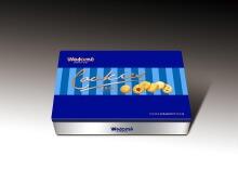 曲奇饼包装盒设计