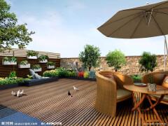空中花园的打造—屋顶花园设计方案
