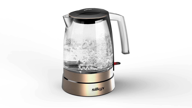 玻璃電熱水壺