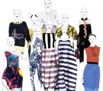 国外创意服装图案设计欣赏