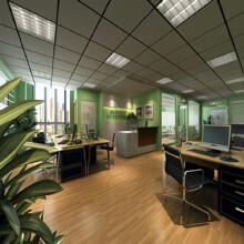 威客服务:[71533] 办公室装修设计