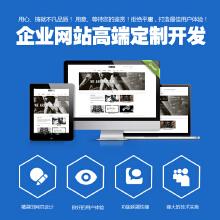 威客服务:[73185] 网站开发建设/企业网页设计制作 高端定制公司企业网站