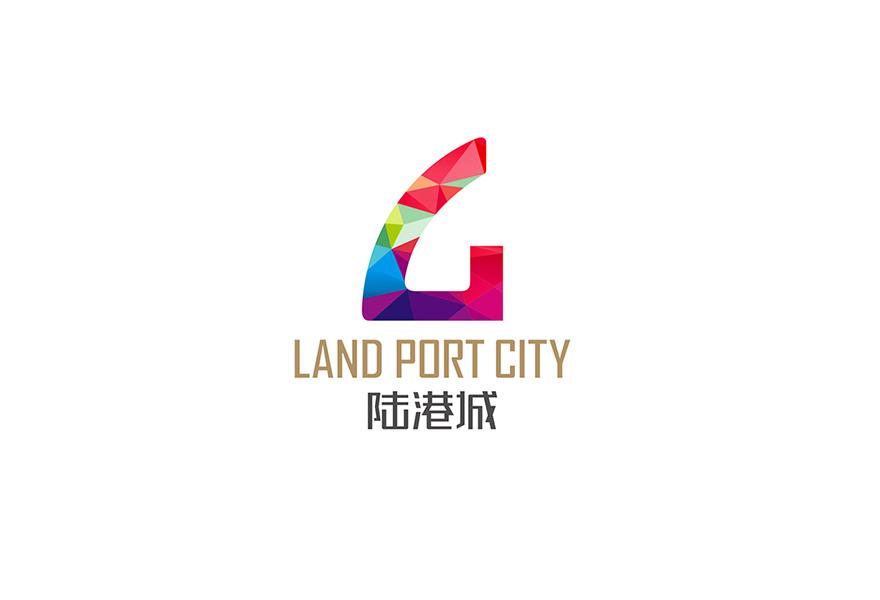 陸港城商業街品牌形象設計