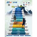 【优行创意设计】安特威企业宣传册海报设计  户外广告设计 提高品牌辨识度 树立企业形象