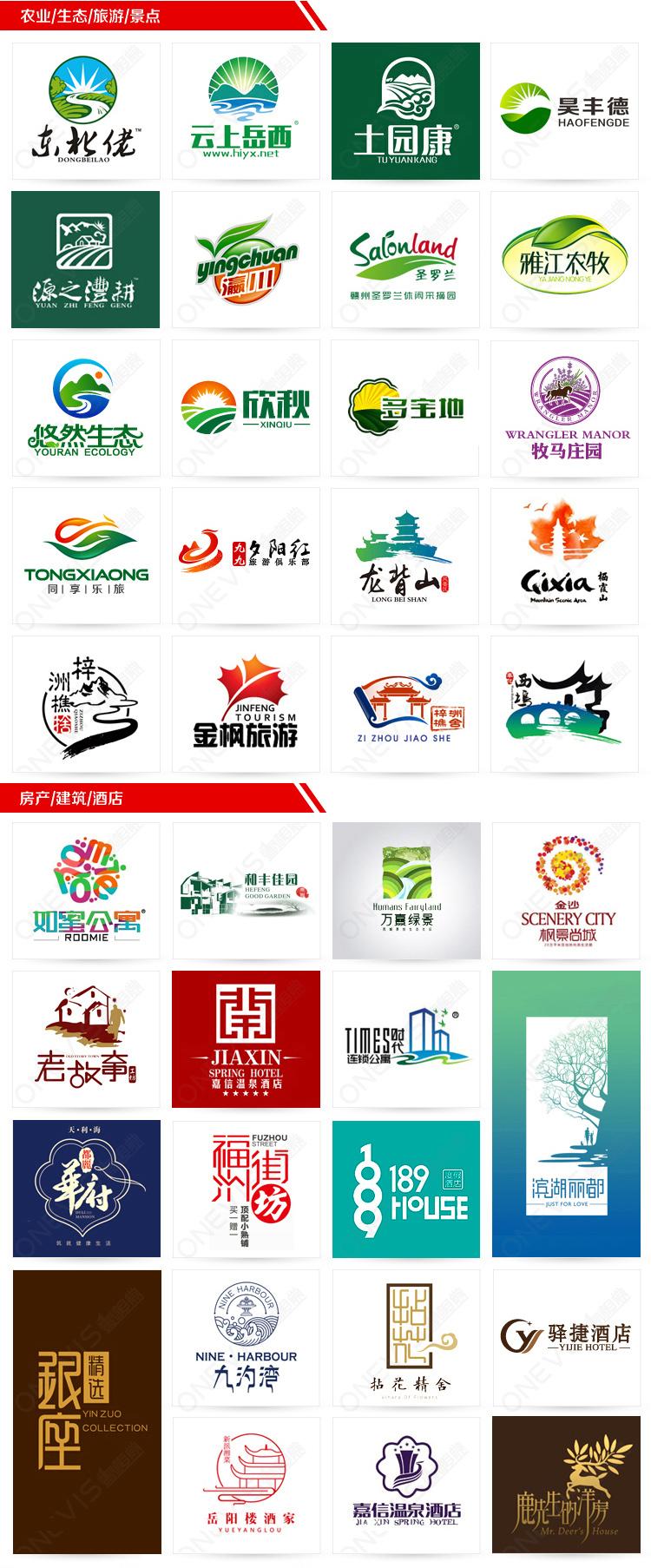 logo设计商标企业公司品牌网站卡通原创标志!保证满意!