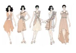 服装设计如何保证均衡感,如何让服装版型更好