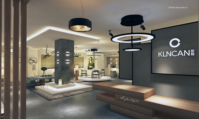 SI-昆灿品牌空间SI系统全面升级新案发布