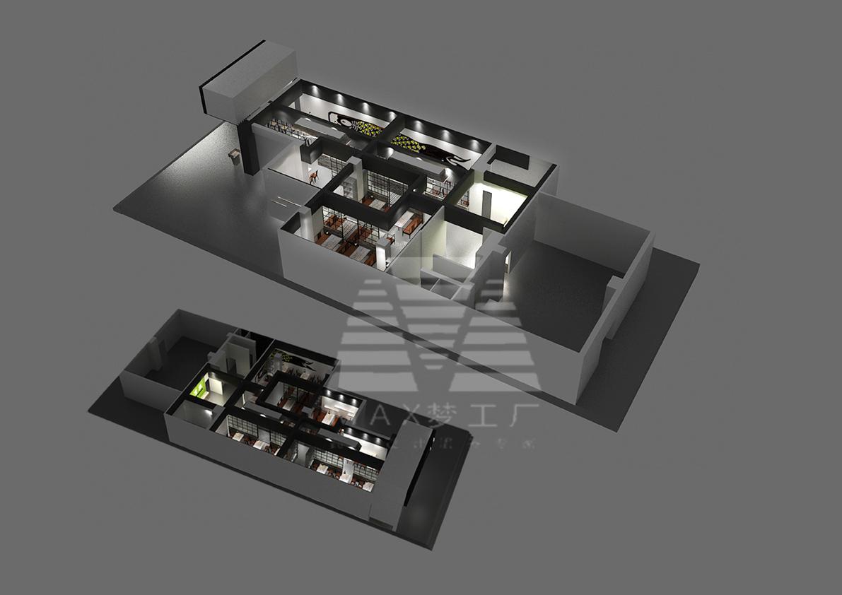 漁宮殿-(主題餐廳設計)