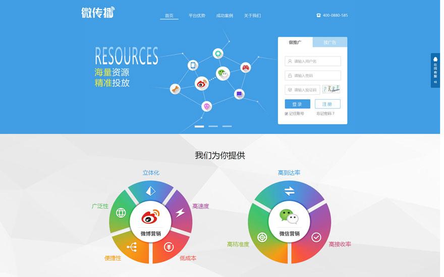 社會化媒體營銷平臺