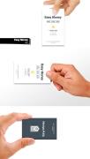 名片印刷类设计