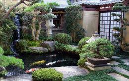 日式园林景观设计作品欣赏