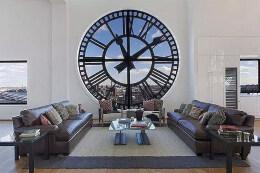 钟楼式窗户的室内设计风格