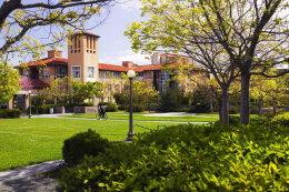 斯坦福大学校园景观规划设计欣赏