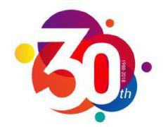 万达30周年logo设计大赛入围作品二