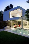阿根廷豪华私人别墅设计