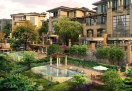 高档园林免费别墅设计