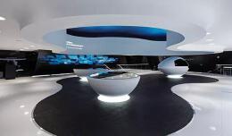 高科技展覽展示設計