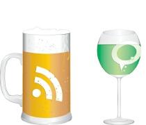 12个各种杯子设计矢量素材