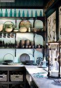 乡村别墅美式家庭厨房
