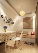 温馨的卧室榻榻米装修效果图设计