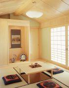 日式风格卧室榻榻米装修效果图案例分享