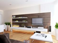 创意独特的家庭室内装修效果图
