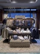 Joseph Abboud华丽的曼哈顿旗舰店专柜设计