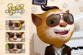 吉米猫 角色3D造型  UI视觉设计