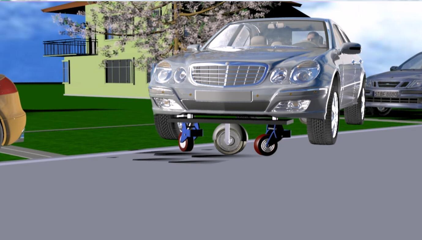 根据已有的3D模型添加一些简单模型制作动画效果