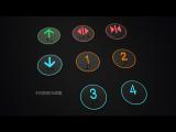 小型按钮外观+结构
