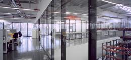 电子科技厂房设计内部效果图