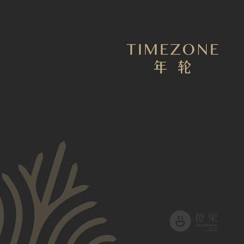 年轮logo设计