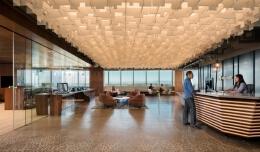 高大上的华盛顿微软办公室空间设计欣赏